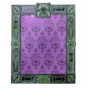 Disney Haunted Mansion Resin Picture Photo Frame
